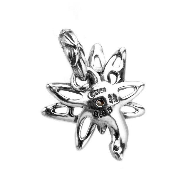 【海外訂購】【Bloody Mary】Phii 妖精 -Lull- 雪之結晶純銀項鍊(BMP1377-D  0843160000) 2