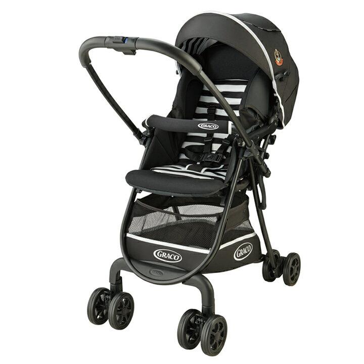 Graco - CitiLite R UP 超輕量型雙向嬰幼兒手推車 城市漫遊R挑高版 鋼琴餅乾 0