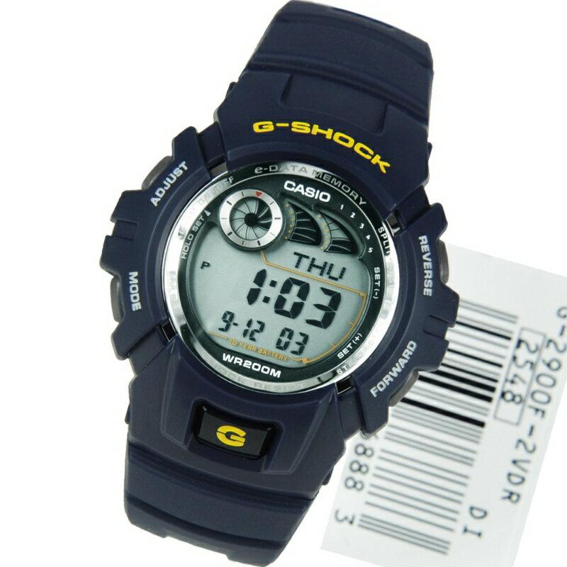 Reloj casio g-shock g-2900f-2v 0