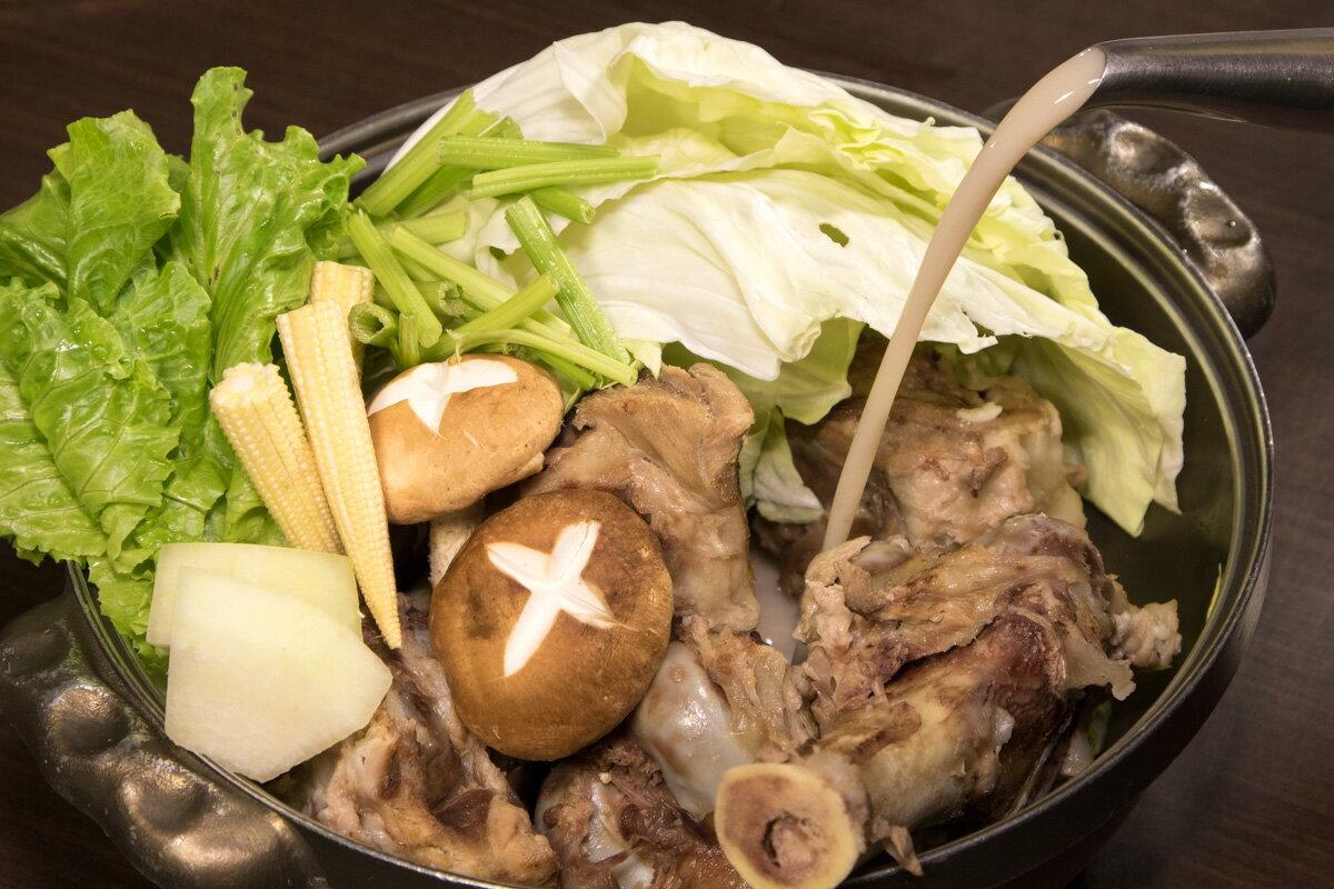 【廚房有雞】澳門豬骨煲(小份) 1