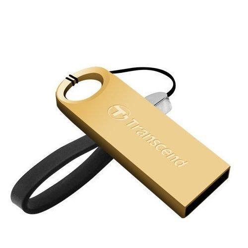 *╯新風尚潮流╭*創見隨身碟 32GB JF520 USB 2.0 防水 防震 防塵時尚精品碟 TS32GJF520