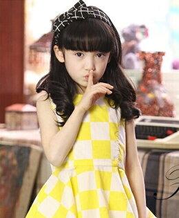 水媚兒假髮E-5♥新款兒童假髮 中長捲髮 公主造型 ♥ 現貨或預購