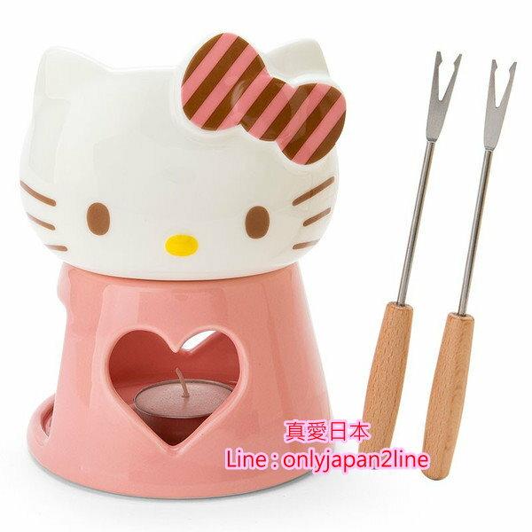 日本製陶瓷造型巧克力鍋