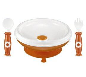 『121婦嬰用品館』辛巴保溫吸盤餐具組 0