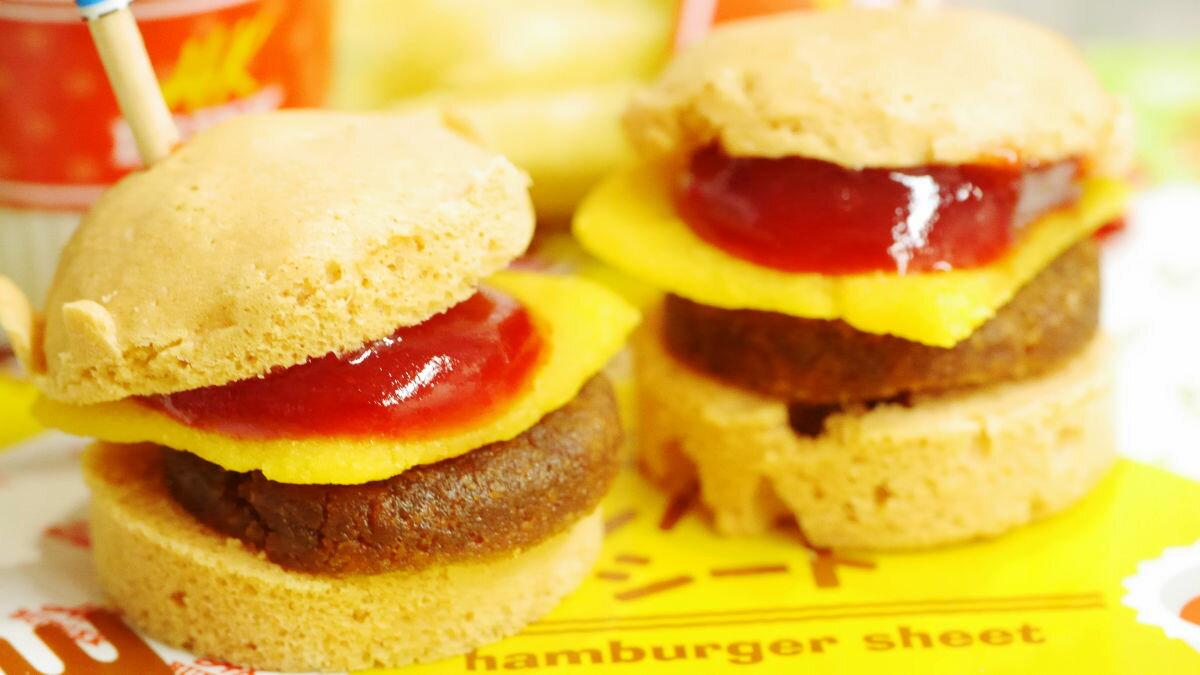 有樂町進口食品 kracie popin cookin 知育菓子 知育果子 漢堡套餐款 需微波4901551354283 3