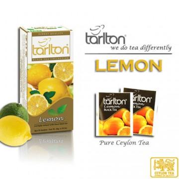 TARLTON塔爾登 檸檬風味紅茶