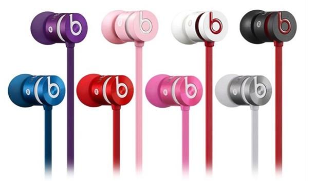 Beats urBeats In Ear Headphone 金屬機身 入耳式 耳機 繽紛色系 紅色 2