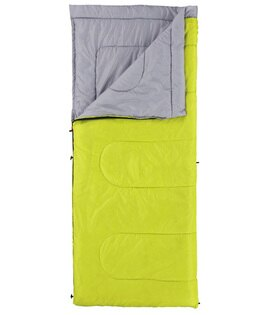 【露營趣】中和 美國 Coleman 表演者睡袋 15℃信封型睡袋 露營睡袋 纖維睡袋 CM-6930