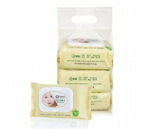 【2串6包特價$360】台灣【Simba 小獅王】EDI超純水嬰兒柔濕巾組合包(90抽) 2