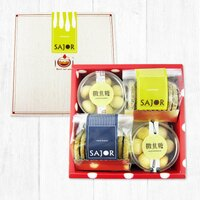 櫻桃小丸子週邊商品推薦❛GOOD DAY❜ 餅乾禮盒  /  2 袋餅乾 + 2 盒小丸子