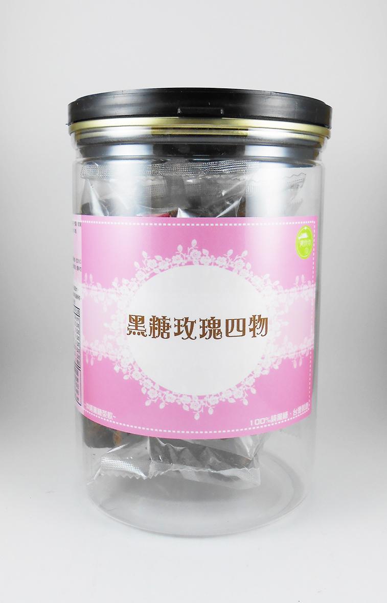 ~御欣坊~沖繩黑糖茶飲~黑糖玫瑰四物~天然美味~ 再享買三送一 ^( 三盒即加送一盒^)
