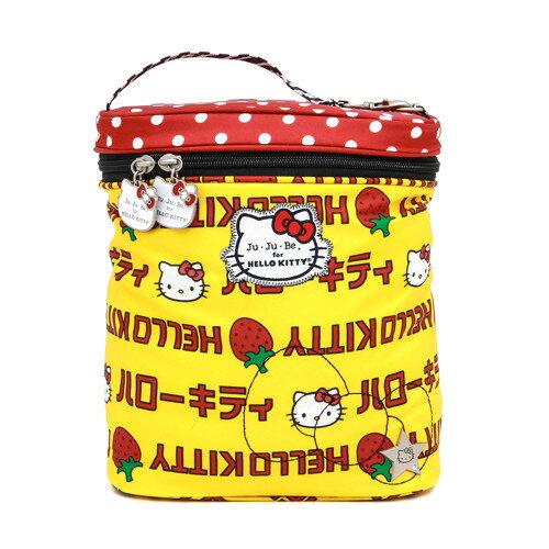 【Ju-Ju-Be】Fuel Cell保溫保冷袋-Hello Kitty聯名款-Strawberry Stripes 草莓條紋