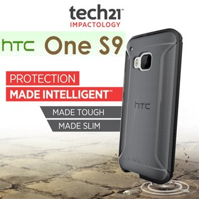 Tech21 英國超衝擊 HTC ONE S9 防撞軟質保護殼 贈螢幕貼 手機殼 免運費