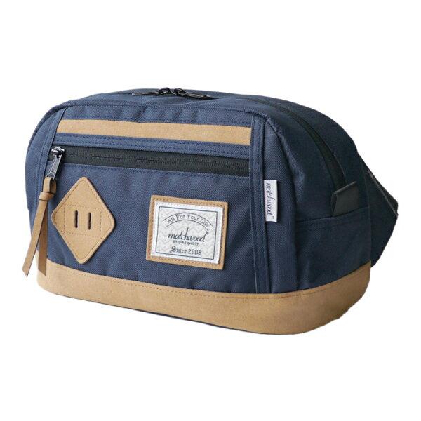 REMATCH - Matchwood Density 腰包 海軍藍款 斜背包 側背包 隨身包 胸前包 單車運動 / 旅遊休閒隨身 / HEADPORTER / Herschel / Supreme 可參考