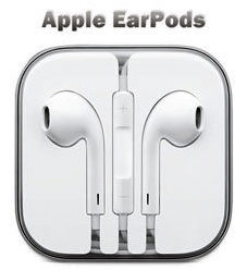 Apple iPhone5 iPhone 4 4S 3GS iPad mini iPad 4 New iPad iPhone 5 5S 5C iPhone6 iPhone6plus原廠耳機 帶線控麥克風耳機 裸裝 EarPods