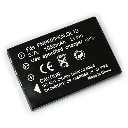 Fujifilm NP60 NP-60 相機電池 Premier DC-5330 DC-6330 DC-5331 DC-5566 DC-6335 F401 F401Z F410 F410Z F60 1050mAh