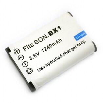 SONY NP-BX1 NPBX1 相機電池 DSC-RX100 RX100 HX300 RX1  1240mAh