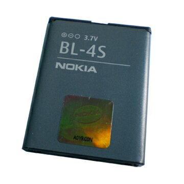 Nokia BL-4S BL4S 原廠電池 860mAh 適用 2680S 3600S 6208C 7100S 7610S 6208Classic 3710 fold X3-02