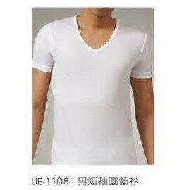 宜而爽Coolplus吸濕排汗男短袖涼衫UE-1108