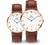 【Daniel Wellington】DW手錶DAPPER ST MAWES 38MM(免費贈送另一組表帶) 2
