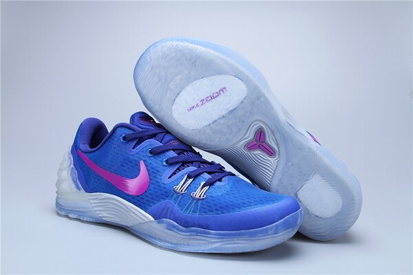 Nike Zoom  Kobe Venomenon 5 (科比毒液5) 男子籃球鞋 寶藍40-46