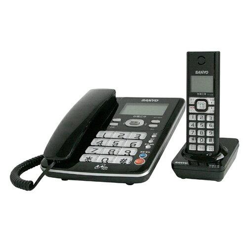 【DCT-8906】三洋 2.4 GHz 數位無線親子機 SANYO DCT-8906