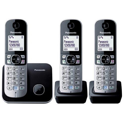 【TG6813 TW】Panasonic KX-TG6813 TW DECT 中文顯示無線電話  [送有線電話一台]