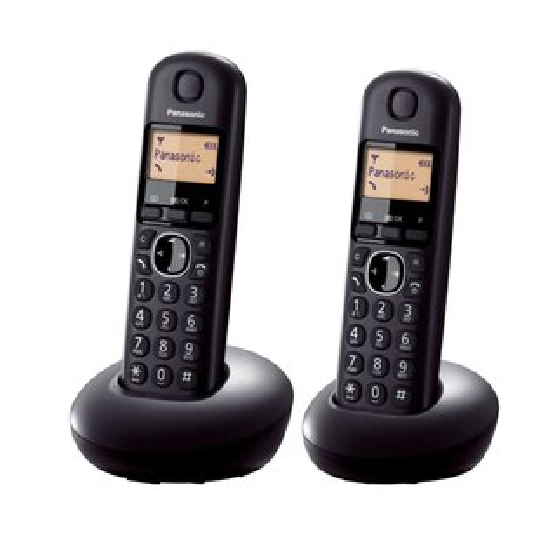 【TGB212TW】 Panasonic 國際牌數位DECT 無線電話 KX-TGB212TW (松下公司貨) 黑色 送輕便電鬍刀