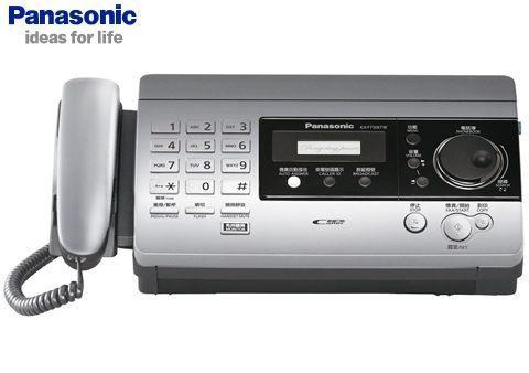 【FT506】送傳真紙*10 國際牌 Panasonic 感熱紙傳真機 KX-FT506TW / KX-FT506【】★松下原廠公司貨★