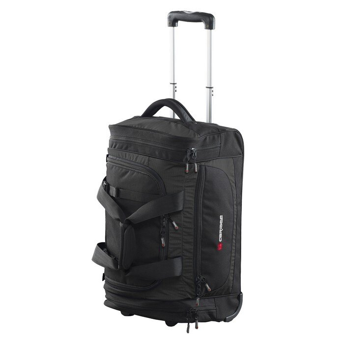 Caribee Scarecrow DX 55 Wheeled Trolley Gear Bag 0