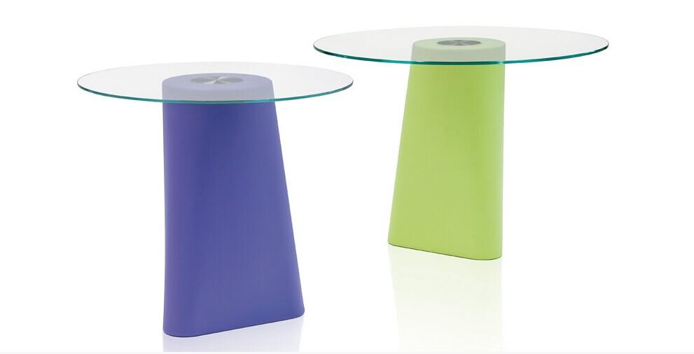 義大利B-Line Adam (Design by Busetti | Garuti | Redaelli 2012) 立體造型桌  吧檯桌 1