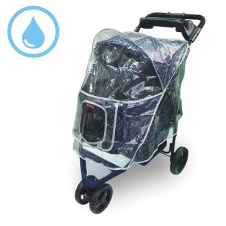 寵物推車專用防雨罩-沛德奧Petstro 309P 經典紐約系列