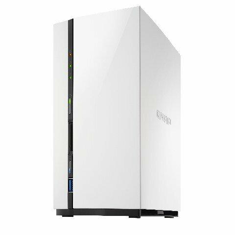 *╯新風尚潮流╭* QNAP網路儲存設備 NAS網路系統伺服器 2顆 3.5吋 SATA硬碟用 2年保固 TS-228