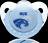 『121婦嬰用品館』NUK 安睡型矽膠安撫奶嘴 - 一般(2入) 2