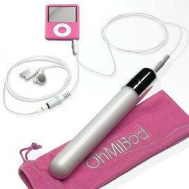 美國 OhMiBod-律動iPOD音樂驅動按摩棒