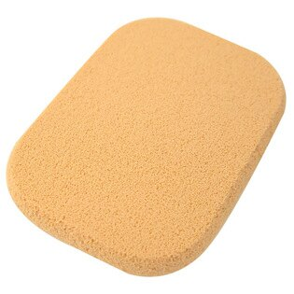 COSMOS A14兩用粉餅海綿 長方形 S30171《Belle倍莉小舖》