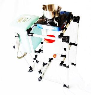 多功能置物架  /  冰桶架  /  爐架  /  雜物架  FR1602