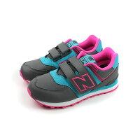 New Balance 美國慢跑鞋/跑步鞋推薦New Balance 574系列 運動鞋 藍綠 大童 no843