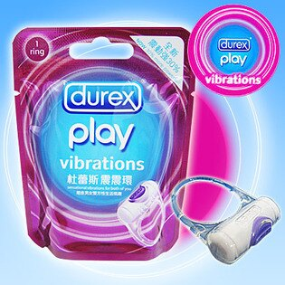 情趣線上◆杜蕾斯Durex◆強力震動環◆完美設計超屌震動環