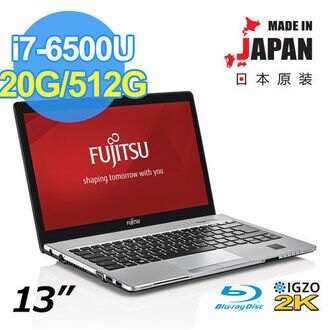 【DR.K】Fujitsu 富士通  LIFEBOOK S936 PB723 13.3吋2K i7-6500U