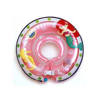 【悠泳寶 YOYOBAO】嬰兒游泳脖圈 (4款) 0