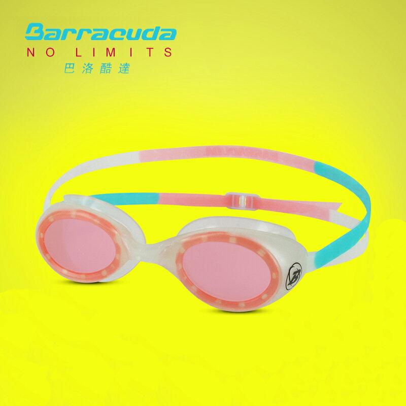 美國巴洛酷達Barracuda兒童抗UV防霧泳鏡-AQUACIRCUS-#51125 1