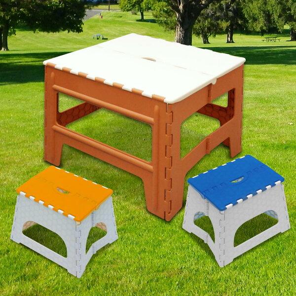 Wally Fun 戶外休閒折疊桌椅組(1桌2椅) ~收納不占空間,外出旅遊/烤肉好幫手