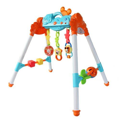 迪士尼嬰兒玩具/健身器/米奇/Disney/迪士尼/Disney Ocean Fun Melody Gym
