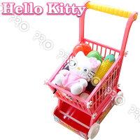 凱蒂貓週邊商品推薦到HELLO KITTY超級市場手推車/HELLO KITTY/扮家家酒/角色扮演/三麗鷗