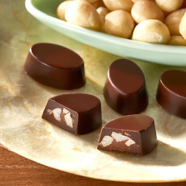 夏威夷豆松露巧克力