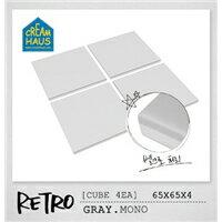 韓國【CreamHaus】冰塊貼地墊 5