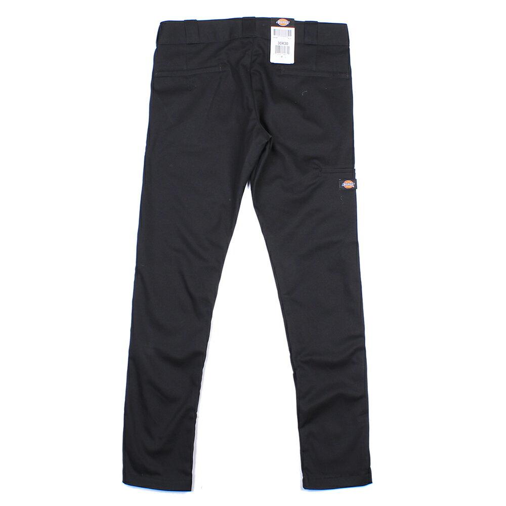 【EST】美版 DICKIES WP811 SKINNY FIT WORK PANTS 窄版 直筒 工作褲 [DK-5005-002] 黑 W28~36 F0108 1