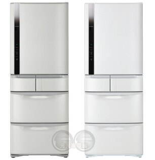 【HITACHI日立】567公升變頻五門冰箱 RS59FJ~(限區配送+基本安裝)