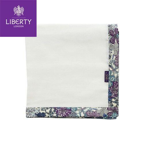 【安琪兒】韓國【 Borny 】英倫頂級款多功能紗巾(紫鮮花) - 限時優惠好康折扣